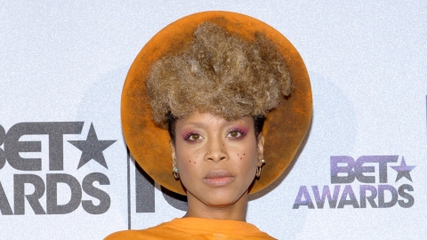Erykah Badu is the Face of Givenchy | StyleCaster