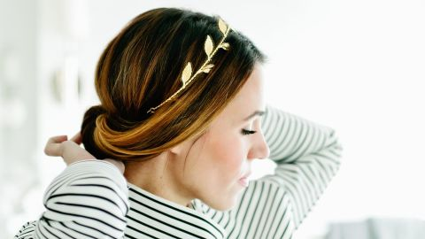 50 Gorgeous Party-Hair Ideas for New Year's Eve | StyleCaster