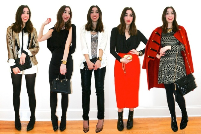 Holiday Outfit Ideas copy