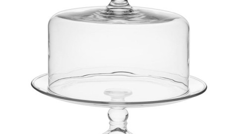 Gifts We Love: The Baker In Your Life Will Loves This Hand Blown Cake Stand | StyleCaster