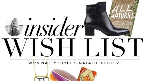 Insider Wish List: Natalie Decleve | StyleCaster