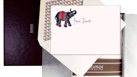 Gifts We Love: The Ultimate Luxury, Bespoke Stationery | StyleCaster