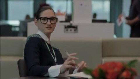 Jenna Lyons Takes On 'Girls' | StyleCaster