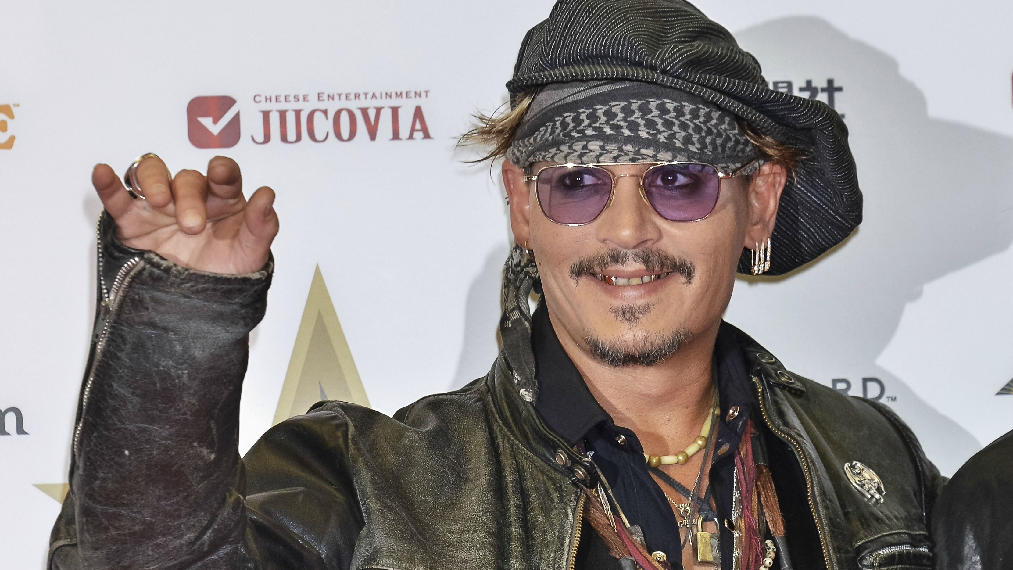 Johnny Depp Is Forbes' Most Overpaid Actor—Again