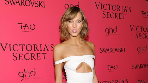 Karlie Kloss' Year In Boobs | StyleCaster