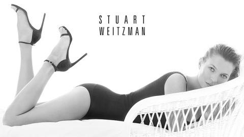See: Kate Moss's New Stuart Weitzman Ads | StyleCaster