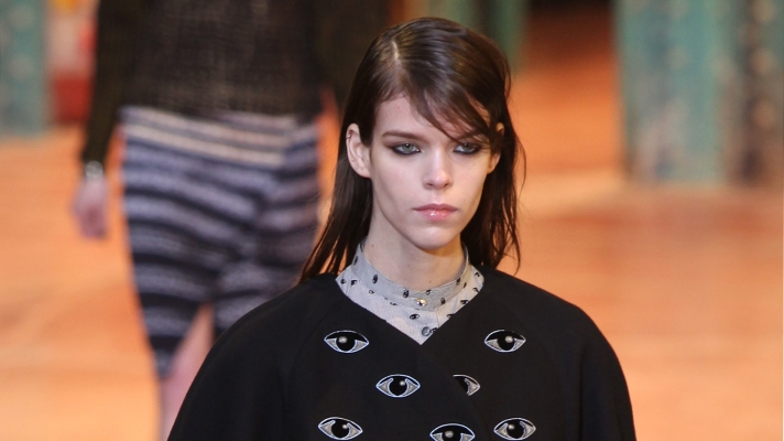 How To Recreate This Entire Eye-Print Kenzo Look For Under $250