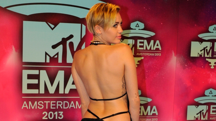 The Year in Naked Dresses: The 25 Most Revealing Red Carpet Gowns of 2013