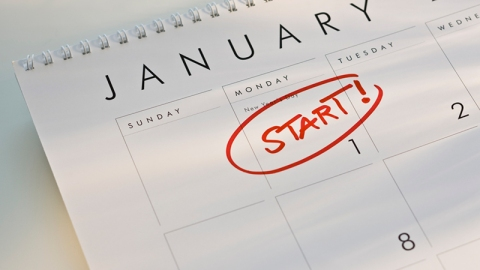 How To Stick To New Year's Resolutions | StyleCaster