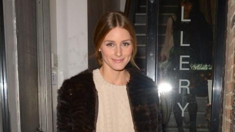Olivia Palermo Shops at Old Navy | StyleCaster