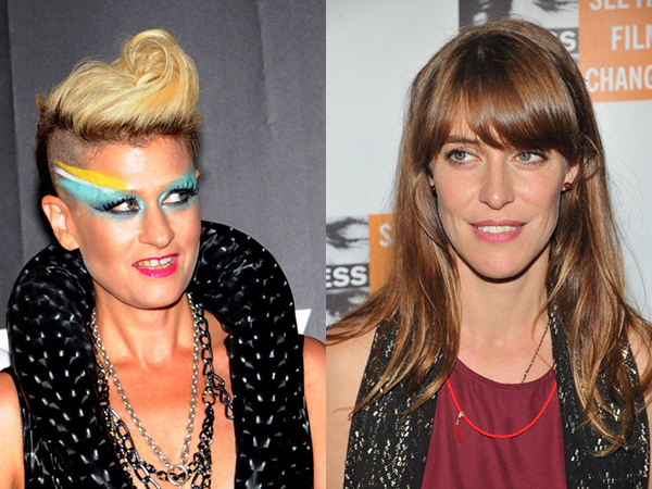 peaches feist 10 Pairs Of Surprising Former Celebrity Roommates