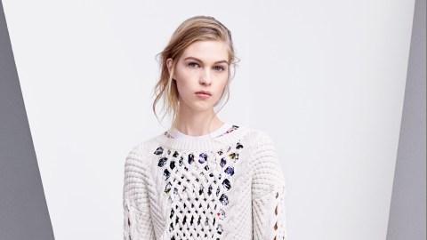 Chic Alert: Rebecca Taylor Pre-Fall 2014 | StyleCaster