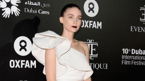 Rooney Mara Killed It In Custom Lanvin | StyleCaster