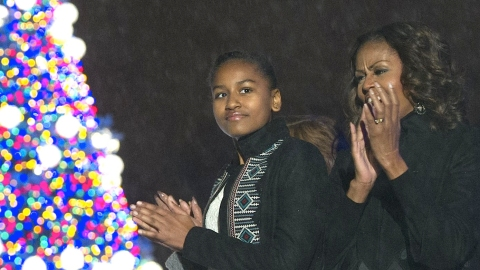 Sasha Obama's Tracy Reese Coat Sold Out | StyleCaster