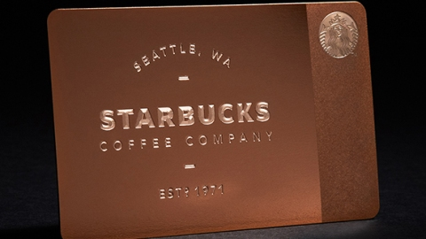 That's a Lot of Lattes: Starbucks and Gilt Team Up For Luxe Gift Card | StyleCaster