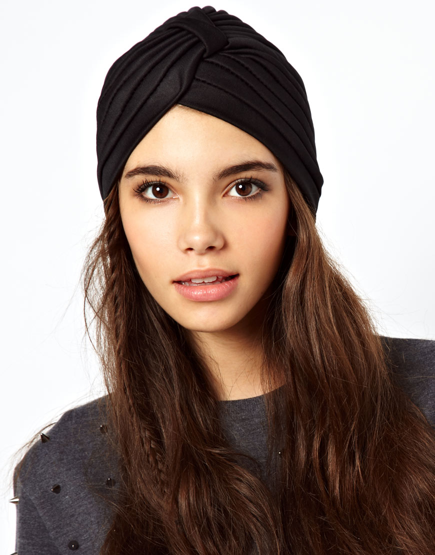 turban 5 Small Ways To Be Both Understated and Festive on New Years Eve