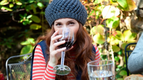 Drink Booze, Stay Healthy?   StyleCaster