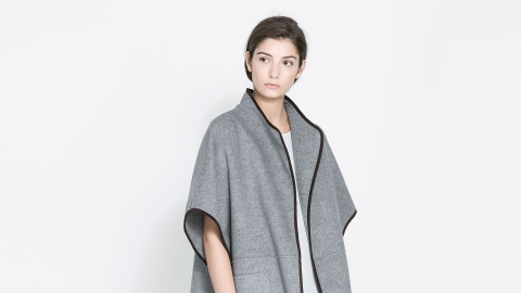 5 Cute Capes That Prove You Don't Need to Spend $2,600 | StyleCaster