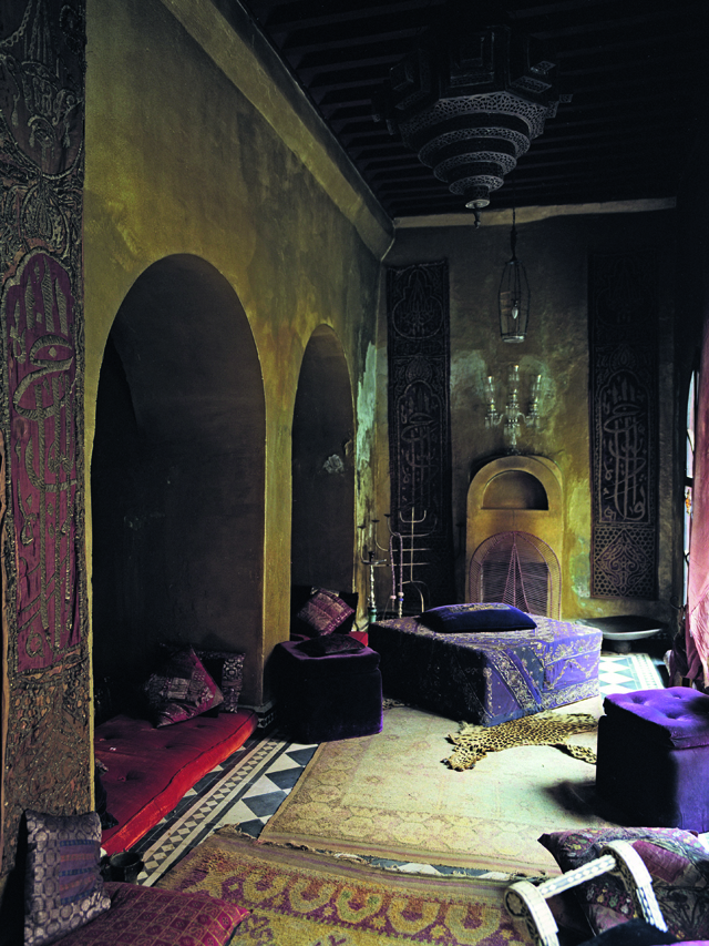 194 Inside Fashion Designers Homes: From Manolo Blahnik To Azzedine Alaïa