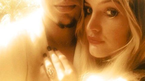 See Ashlee Simpson's Engagement Ring | StyleCaster