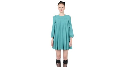 Found: A Not-Too-Girly Babydoll Dress | StyleCaster