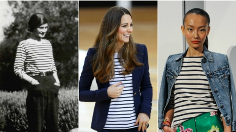 A Brief History of the Breton Stripe | StyleCaster