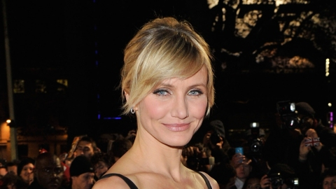 Cameron Diaz on Hair Down There | StyleCaster