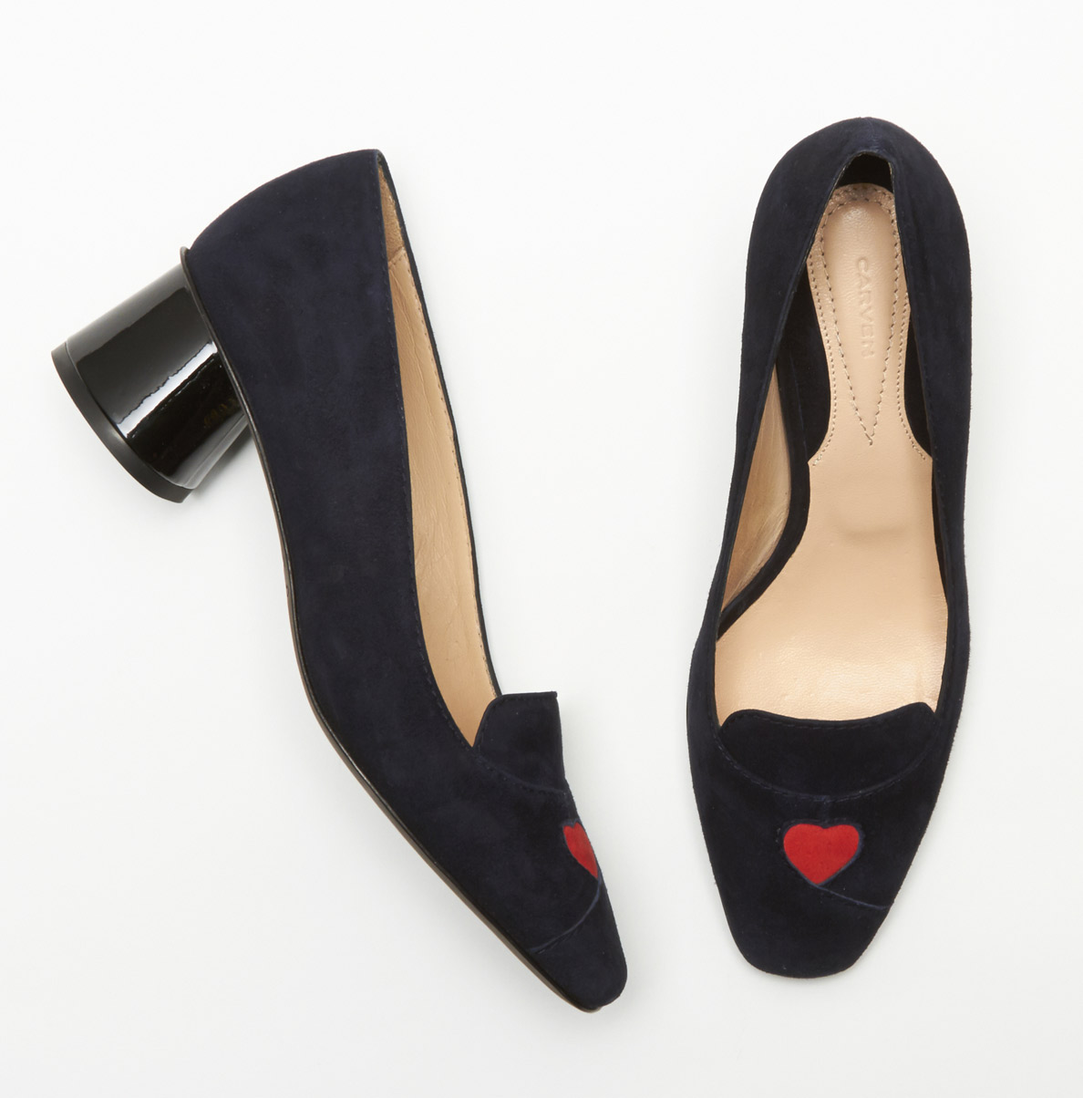carven shoes Found: The Coolest Pair of Stylish (and Comfy!) Two Inch Heels By Carven
