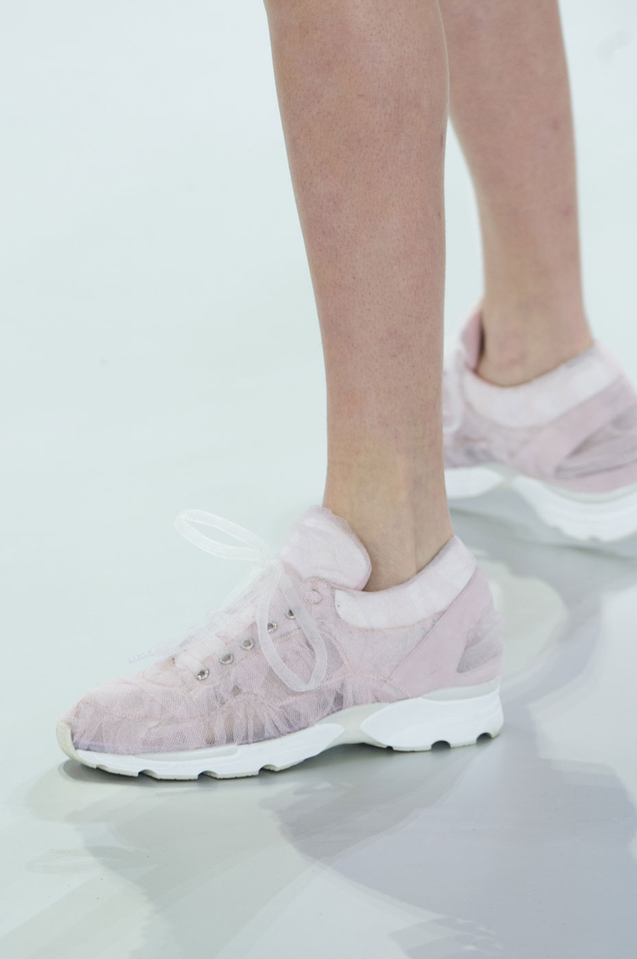 chanel sneaklesr 1 Why You Wont Be Able to Get Your Hands on Those Chanel Couture Sneakers