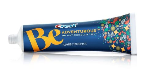 Happening: Chocolate Toothpaste | StyleCaster