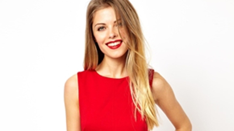 15 Chic Little Red Dresses | StyleCaster