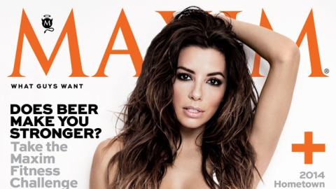 Maxim's 2014 Woman of the Year | StyleCaster