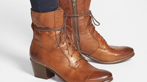 Found: Chic Vintage-Inspired Boots | StyleCaster