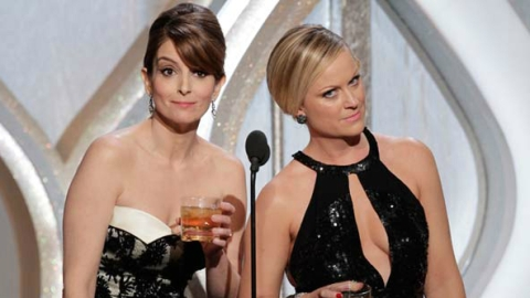 A Healthy Golden Globes 'Drinking' Game   StyleCaster