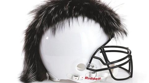Happening: Designer Football Helmets | StyleCaster