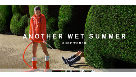 Hunter Boots = The Next Burberry?  | StyleCaster