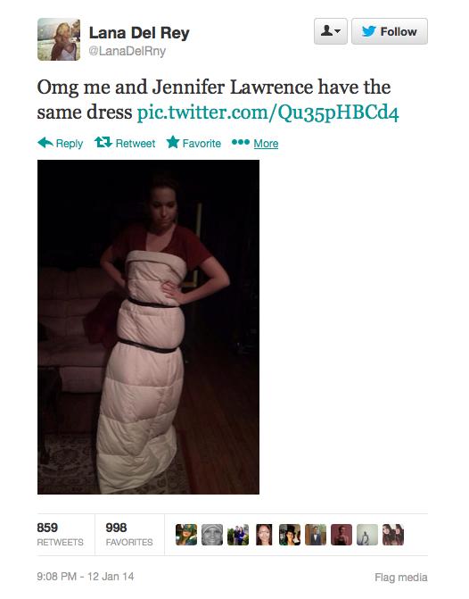 j law dior dress