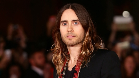 Jared Leto Has What at Home?! | StyleCaster