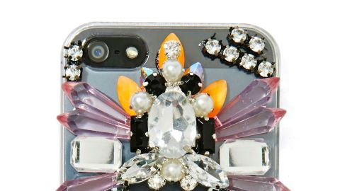 Found: The Blingiest iPhone Case Ever | StyleCaster