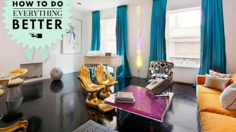 How To Do Everything Better: Jonathan Adler's Top Tips For Updating Your Home Without Renovating | StyleCaster
