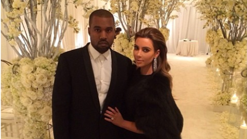 Kanye Wants to Honeymoon in Space?! | StyleCaster