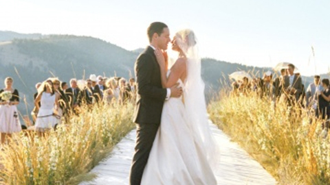 Inside Kate Bosworth's Chic Wedding   StyleCaster