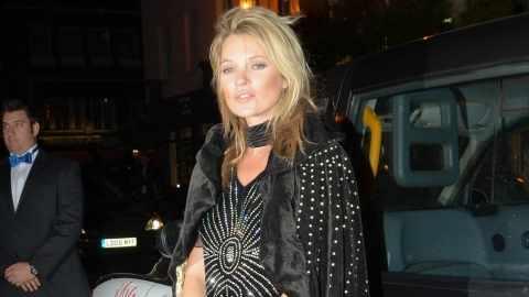 Kate Moss on How To Dress Well | StyleCaster