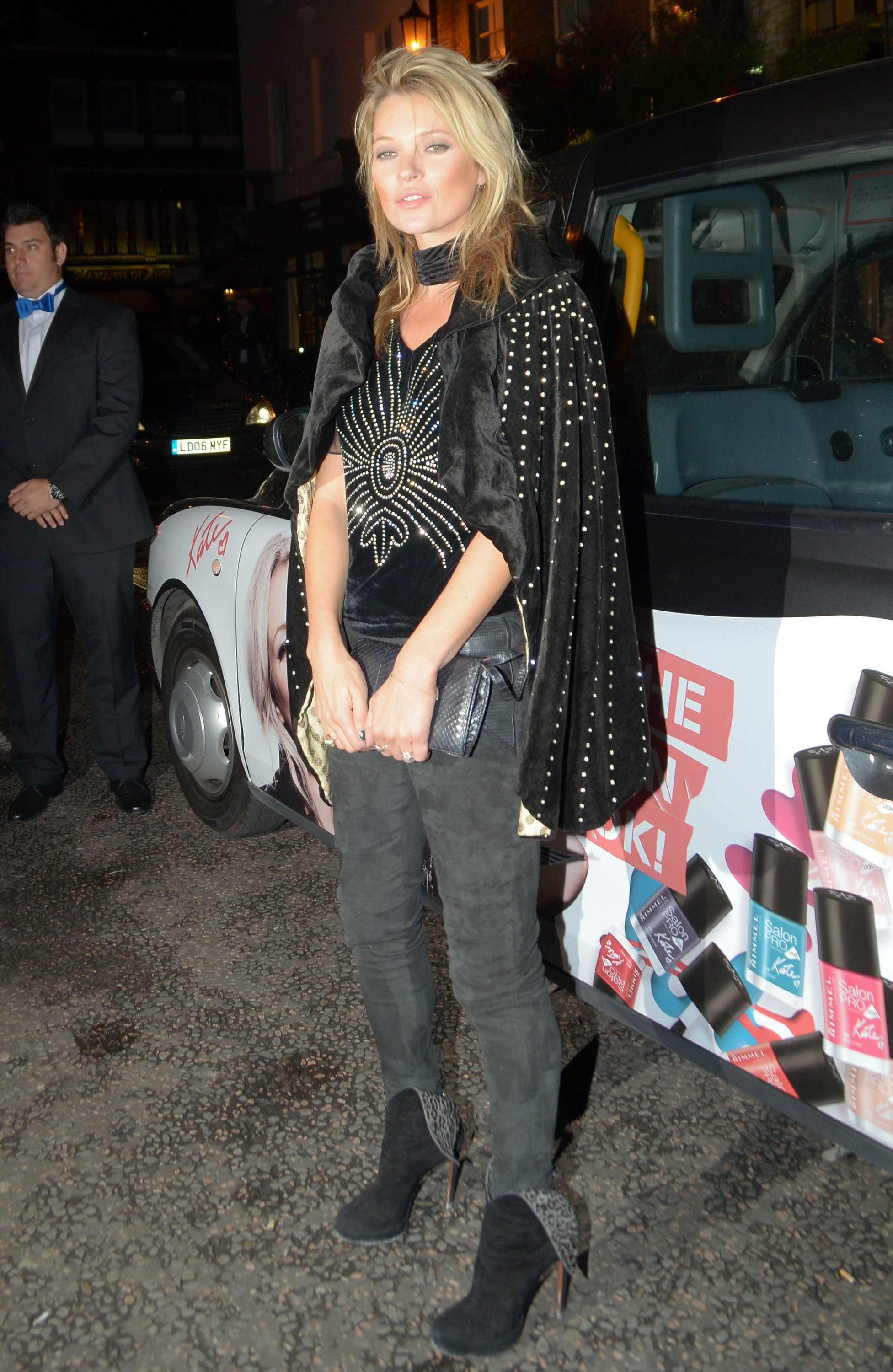 Stars Attend Rimmel London 180 Years of Cool Party