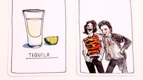 Stuff We Love: The NoMad's Secret Drinking Cards | StyleCaster