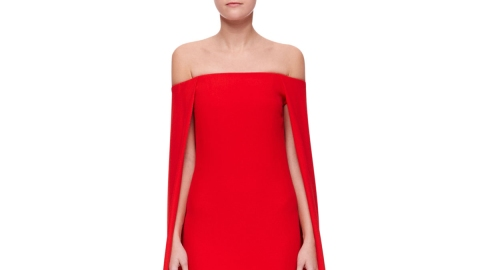Shop Lupita's Stunning Globes Dress | StyleCaster