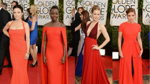 The 3 Big Color Trends at the Globes   StyleCaster