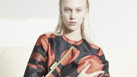 Stella McCartney: Punk for Pre-Fall | StyleCaster