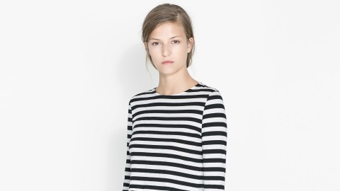 Found: A Chic $10 Striped Crop Top | StyleCaster