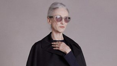 The Row Casts 65-Year-Old Model | StyleCaster